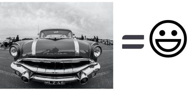 Car Face Imagery