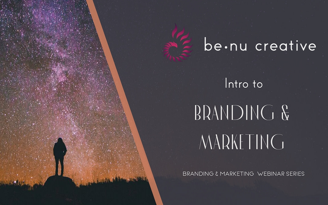 Intro to Branding and Marketing [Webinar]