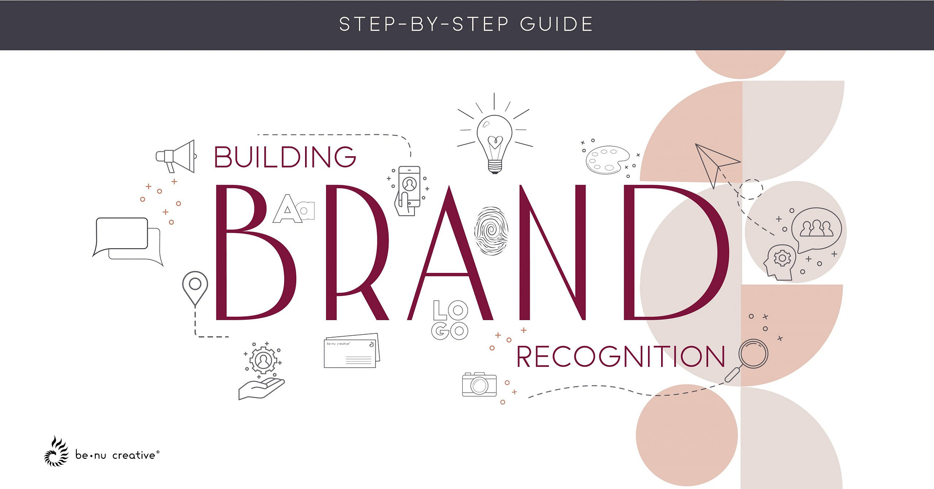 Benu Creative Branding And Marketing Strategies Building Brand Recognition Step By Step Guide