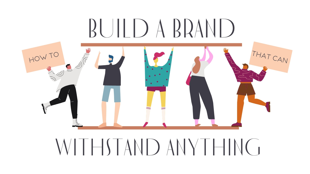 Benu Creative Branding And Marketing Build A Brand That Can Withstand Anything